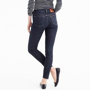 nwot jcrew tall toothpick in classic wash h0558